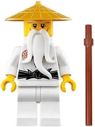 LEGO Ninjago: Sensei Wu with Staff (70596)