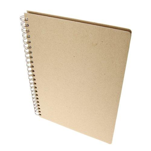 Eco Kraft Sketchbook Portrait A4