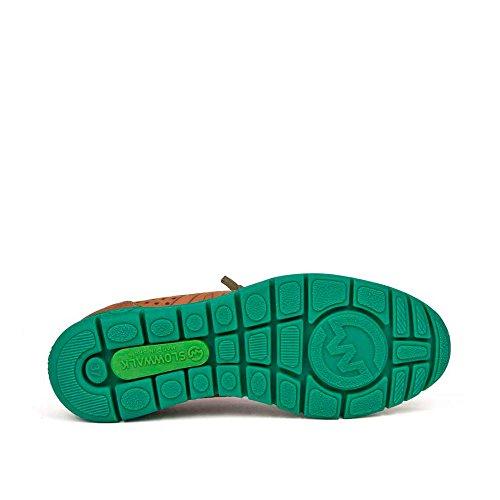 Zapatilla Nobuck W Slowwalk Sneaker Agua MORVI Mujer Cuero Rwq7FvO