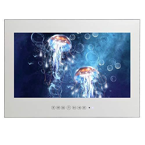 Soulaca 42 inches Indoor Advertising LED TV Display IP66 Magic Mirror Waterproof Bathroom TV M420LN (ATSC)