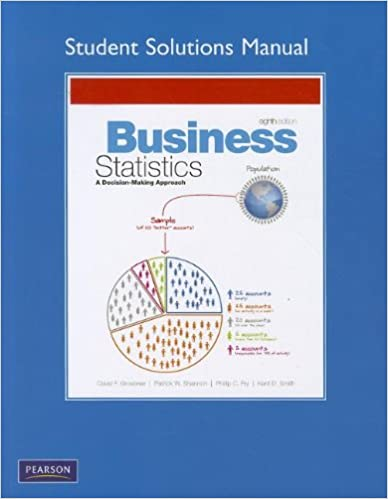 Amazon student solutions manual for business statistics amazon student solutions manual for business statistics 9780136122968 david f groebner patrick w shannon phillip c fry kent d smith books fandeluxe Image collections