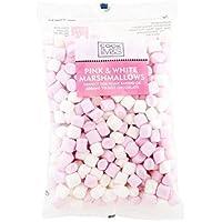 Marks & Spencer Mini Pink & White Marshmallows 125g