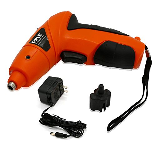 Pyle String Peg Winder Electric Guitar Drill with Built-in Powered Rechargeable Battery. (PCBLWN41) by Pyle (Image #5)