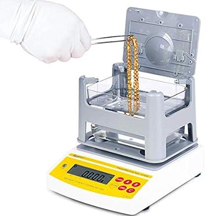 CGOLDENWALL AU-900K - Comprobador electrónico digital de pureza de oro, máquina de pruebas