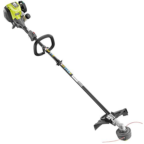 4-Cycle 30cc Attachment Capable Straight Shaft Gas Trimmer RY4CSS, 18 in. cutting width