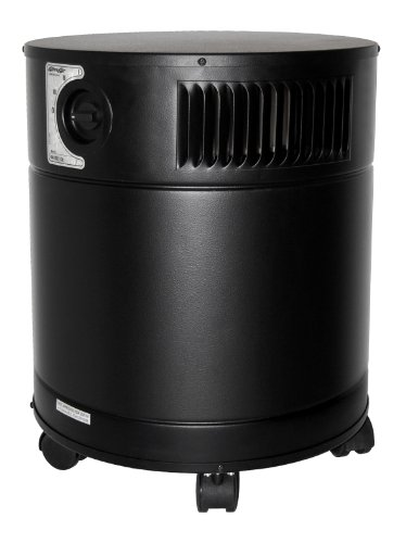 Allerair 5000 Hepa Air Purifier (AllerAir Air Purifier 5000 DX Vocarb Black)