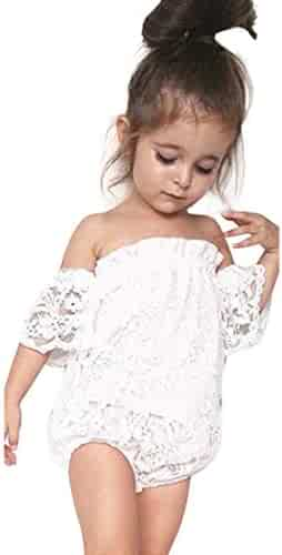 15bd79e26d630 Shopping Whites - Footies & Rompers - Clothing - Baby Girls - Baby ...
