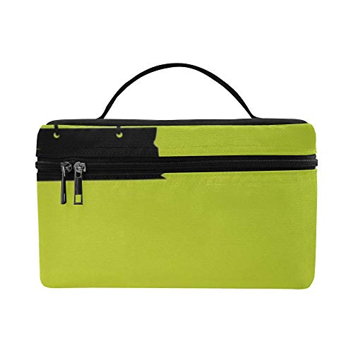 Halloween Lunch Box Tote Bag Lunch Holder Insulated Lunch Cooler Bag For Women/men/picnic/boating/beach/fishing/school/work ()