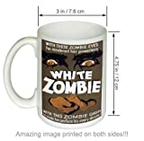 Vintage Horror Movie COFFEE MUG White Zombie