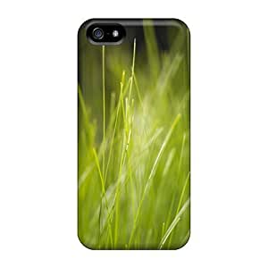 Faddish Phone Vista Grass Case For Sam Sung Galaxy S5 Cover / Perfect