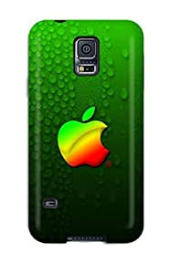 Galaxy Case - Tpu Case Protective For Galaxy S5- Green