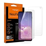 Spigen NeoFlex Screen Protector [TPU Film] Designed for Samsung Galaxy S10 [2 Pack]