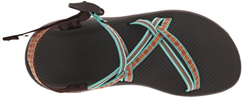 Chaco Womens Zcloud X Sport Sandal Fired Adobe
