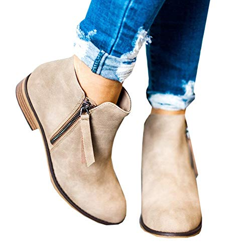 Grande Beige Gris Taille 5cm Compensées Femmes Talon Bottes 43 Chic Chelsea Femme Plates 2 Bottine Cuir Daim Chaussures 35 Basse Boots Noir Pw7TqxUax