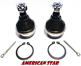 product image for Two (2) American Star 4130 Chromoly Super Heavy Duty ATV Ball Joints For Kawasaki Brute Force 750, Teryx All Years - Replaces Part #59266-1139, 59266-0014
