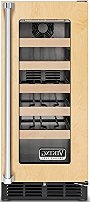 "Viking FWCI1150GR Professional 15"" Custom Panel Undercounter Wine Cellar"