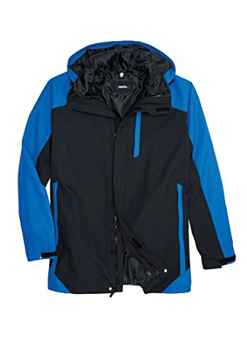 4in 1 Fur Hood Jacket - 5