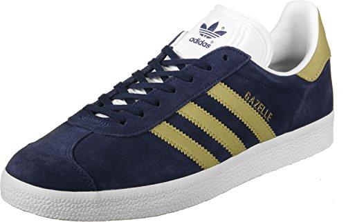 adidas Herren BUTY Gazelle Schuhcreme & Pflegeprodukte, Blau (Maruni/Dormet/Ftwbla), 46 EU