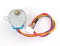 Adafruit Industries 12VDC 48-Step Small Reduction Stepper Motor
