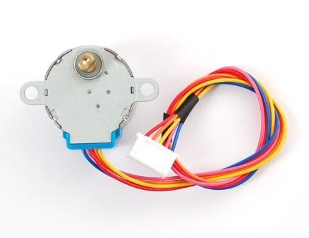 Adafruit Industries 12VDC 32-Step Small Reduction Stepper Motor