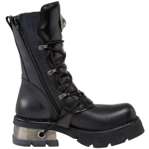 373 Negro Nomada M Rock Nero Planin Itali Boots Noir Adulte S1 New Negro Mixte qTB1nUn7