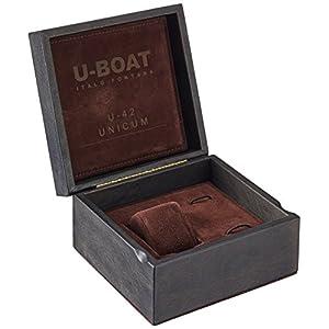 U-Boat U-42 Unicum 8088 Editio Secunda Titanium - Bronze 53 mm Autom.