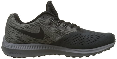 anthracite Zoom Black Running Dark Multicolore Winflo Grey 4 007 Scarpe Nike Uomo 0Odvw0