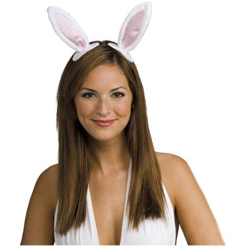 Bunny Ears Costume Accessory (Playboy Bunny Costume Halloween Express)