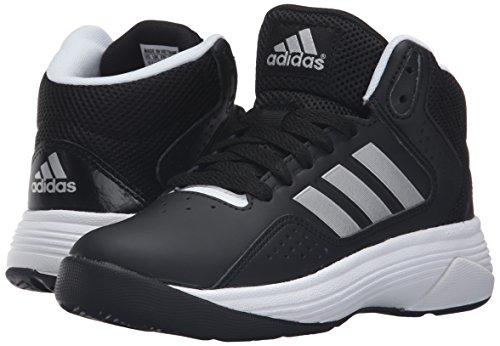 112df2e9439 adidas NEO Cloudfoam Ilation Mid Wide K Skate Shoe - Buy Online in ...