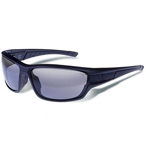 Gargoyles Men's Havoc 10700194 - QTM Polarized Wrap Sunglasses, Matte Black, 68 - Havoc Sunglasses