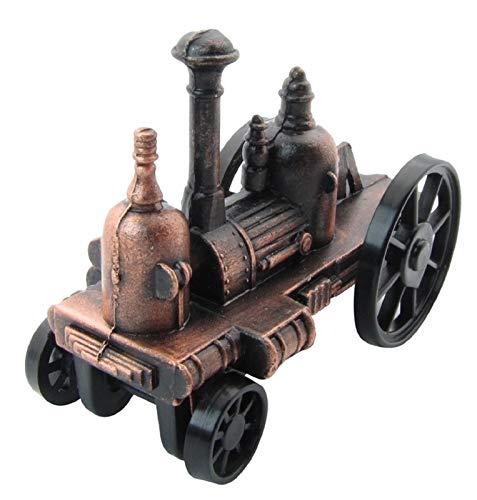 - 1:48 O Scale Train Accessory Die Cast Antique Steam Fire Engine Metal Pencil Sharpener
