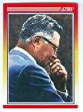 Vince Lombardi football card (Green Bay Packers Hall of Fame Coach) 1990 Score #603
