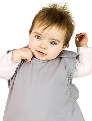 Saco de dormir para bebé, 0,5 tog, 6 – 18 meses, bolsa de dormir para bebés de 6 a 18 meses: Amazon.es: Belleza