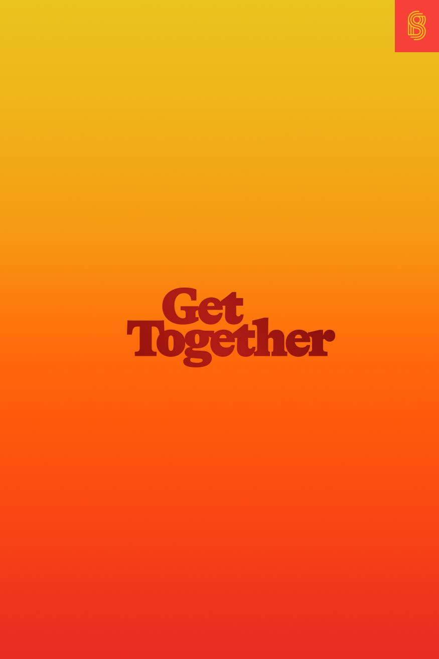 Get Together: How to build a community with your people by Stripe Press