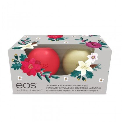 UPC 682055237848, EOS Holiday 2016 Limited Edition Lip Balm 2 Pack Collection