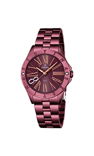 Festina Klassik F16928/2 Wristwatch for women Design Highlight