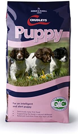 Chudley S Extruded Puppy Dry Mix 10 Kg Amazon Co Uk Pet Supplies