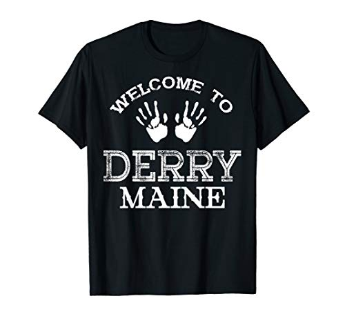 (Halloween Shirt - Welcome To Derry)