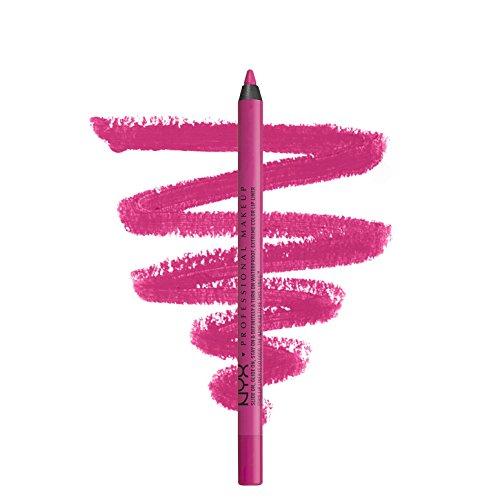 NYX PROFESSIONAL MAKEUP Slide On Lip Pencil - Disco Rage, Hot Pink
