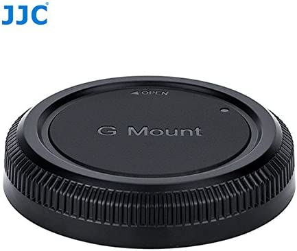 EF//EF-S Fujifilm G-Mount Adapter Compatible with Fujifilm GFX Mirrorless Digital Camera Fotasy Lens Mount Adapter Canon EOS DSLR Lens