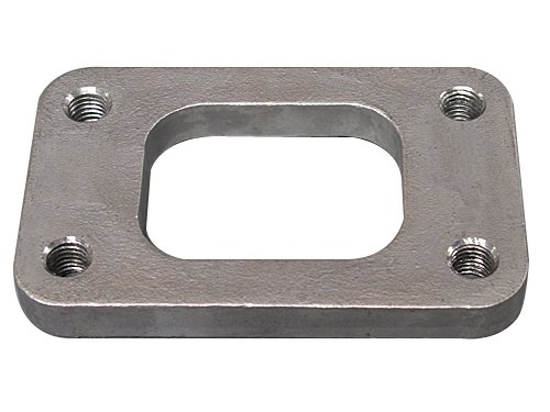 T3 Manifold (T3 Turbo Manifold Flange Adapter Stainless Steel T04E GT35)
