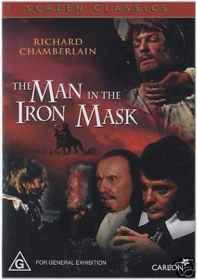 The Man in the Iron Mask [Internacional] [DVD]