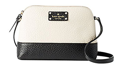 Kate Spade New York Bay Street Hanna Crossbody Handbag Pebble/Black