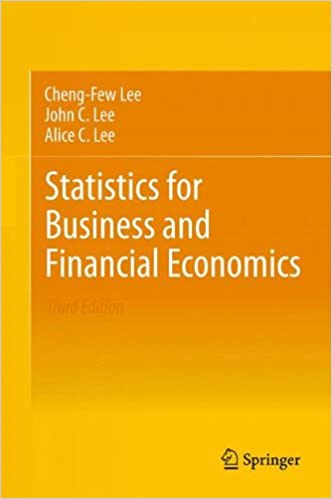 Business Statistic Book For