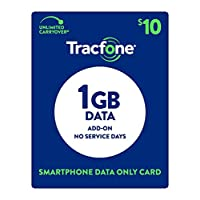 Tracfone Data 1GB Pin Add-On (Data Only For Android Smartphones)