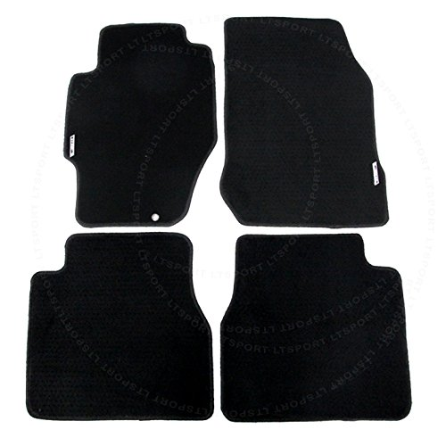 LT Sport Custom Fit 98-02 Honda Accord 4DOOR Sedan Premium Nylon Floor Mats Carpet ()