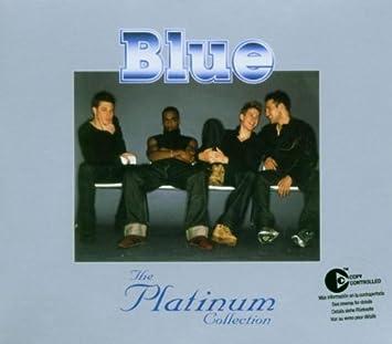 Blue Platinum Set