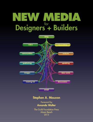 New Media for Designers + Builders
