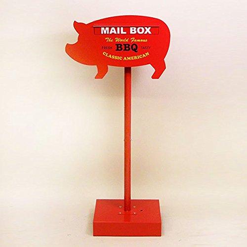 セトクラフト Motif. Mail Box メールボックス(BBQレストラン) SI-3543-2200 B01FZMKRTQ 16050