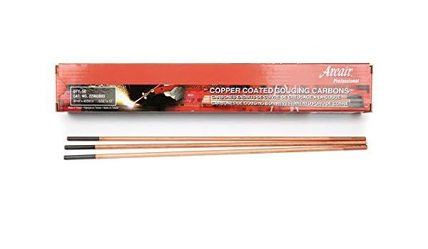 Victor Arcair - Electrodos de cocina (punta de cobre, DC), 22983003: Amazon.es: Bricolaje y herramientas